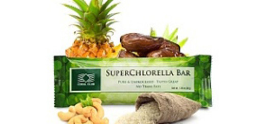 SuperChlorella Bar2